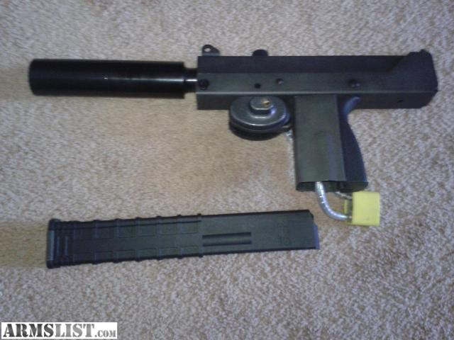 ARMSLIST - For Sale: Masterpiece Arms Mac 10 9MM
