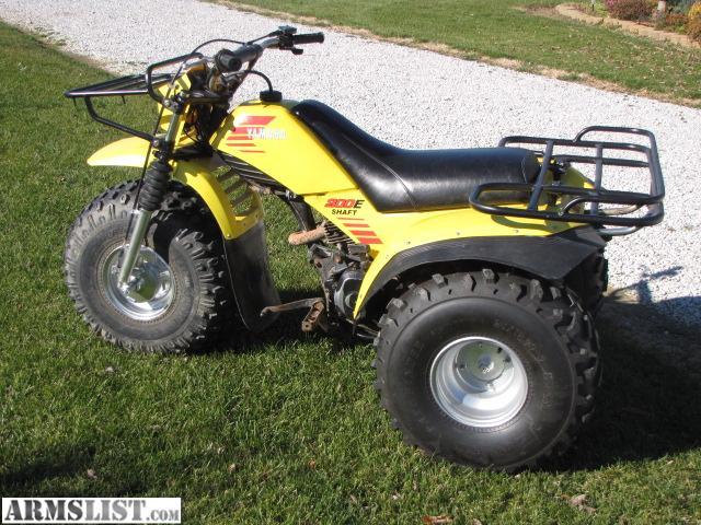 Armslist for sale 85 yamaha 3 wheeler for Yamaha 200e 3 wheeler