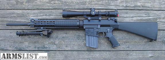For Sale SR 25 MK11 Mod 0
