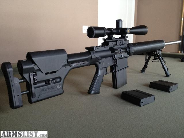 ARMSLIST - For Sale: Armalite AR-10T SASS Tactical Match ...