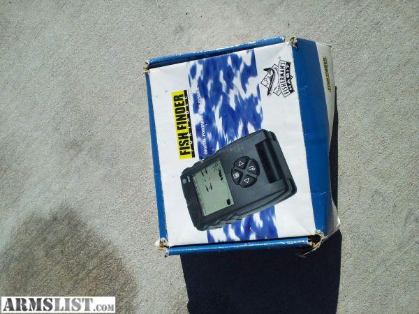 Armslist For Sale Fish Finder
