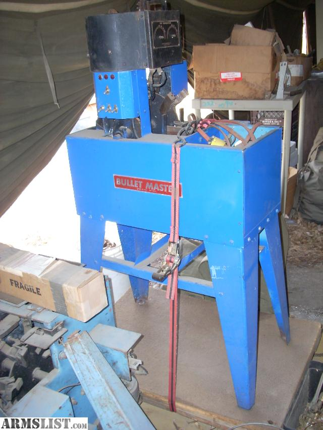used bullet machine for sale