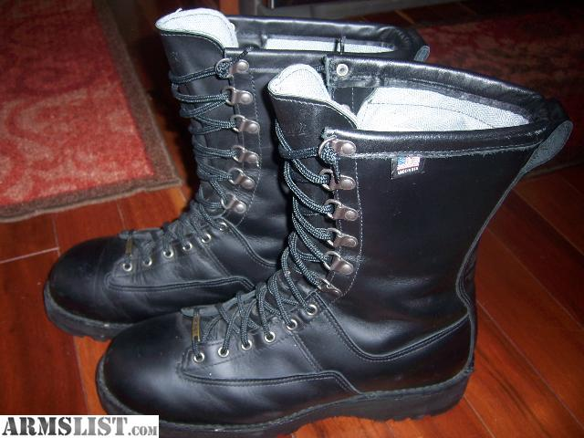 ARMSLIST - For Sale: DANNER GORE-TEX Military Cold Weather Boots ...