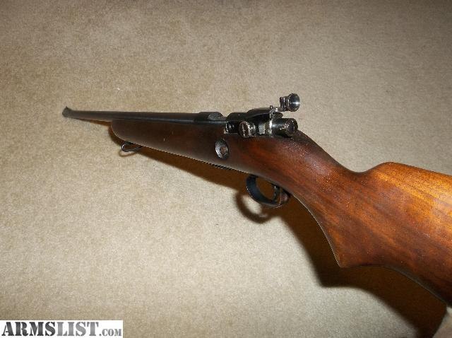 For Sale Winchester Model 69 A: For Sale: Winchester 69A