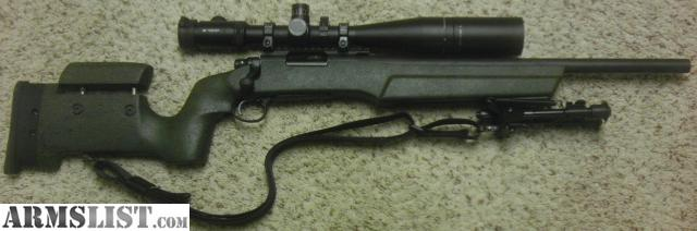 Armslist For Sale Wtt Bell Amp Carlson A5 Medalist For
