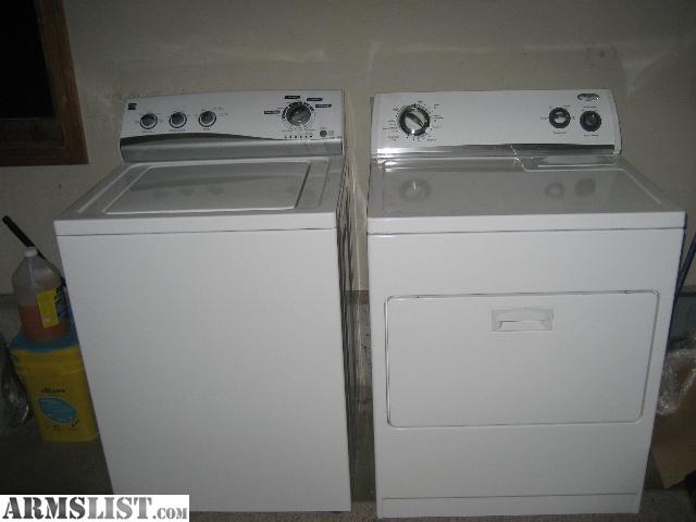 Armslist For Sale Trade Kenmore Washer And Whirlpool