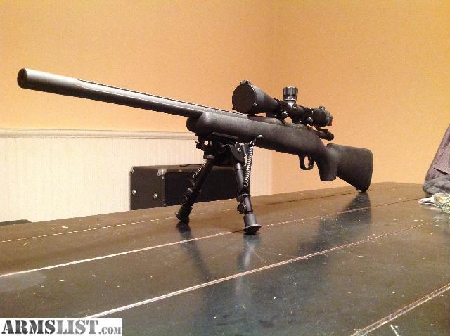 ARMSLIST - For Sale: Remington 700 Police LTR .223