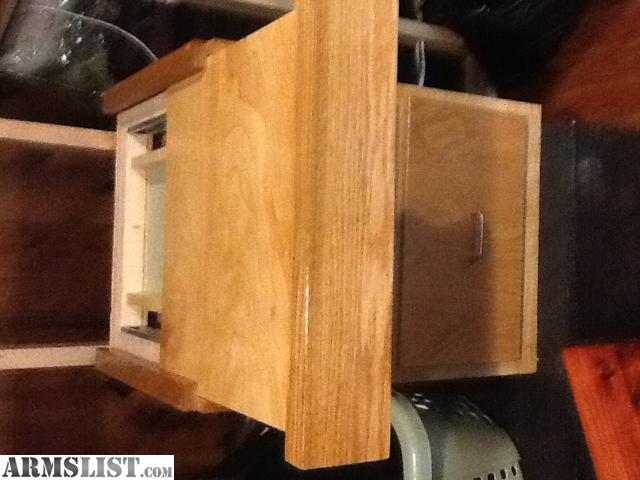 Armslist For Sale Custom Furniture With Hidden Gun Compartment