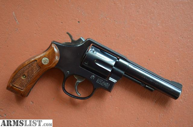ARMSLIST - For Sale: Smith & Wesson (S&W) / K Frame / .357 / #13-4