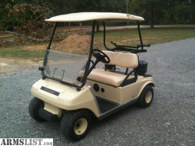 Armslist  Trade  2008 48 Volt Club Car Ds