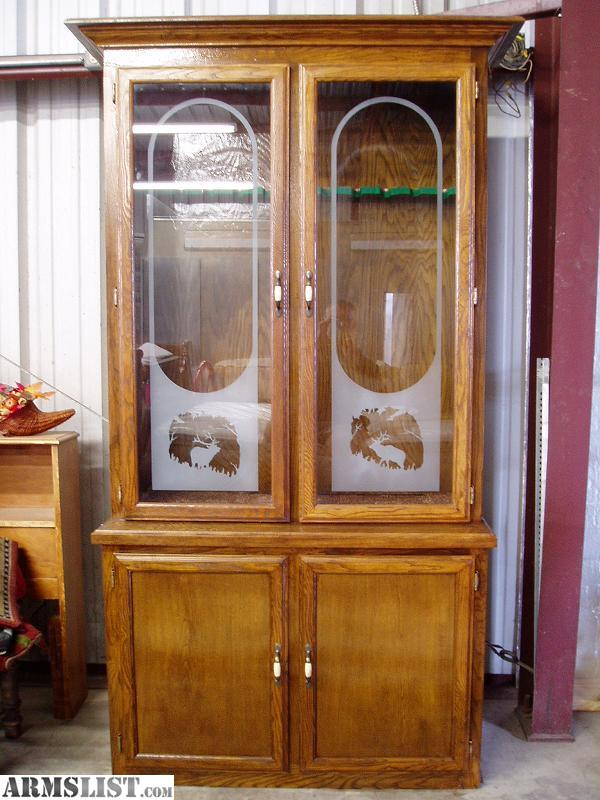 built in gun cabinet armslist for custom built gun cabinet 12666