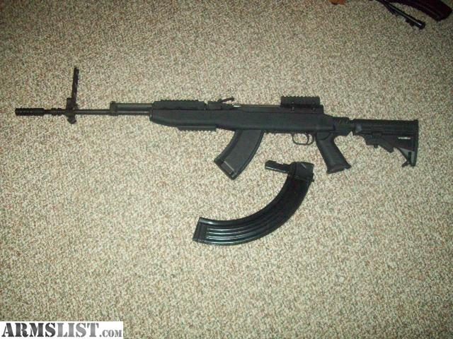Armslist For Sale Yugo Sks Tactical With 300 Rounds 7
