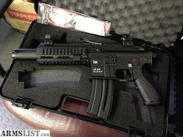 100+ Walther Hk 416 22lr Umarex – yasminroohi
