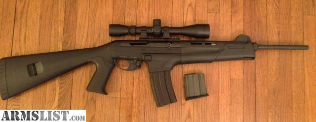 armslist - for sale: benelli mr1 223 5.56 nato w/mark ar $1,800