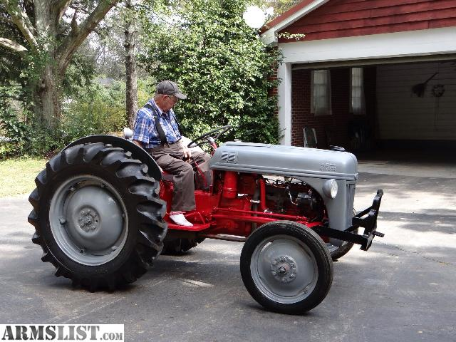 Armslist for sale trade 1947 ford 8n tractor refinished for 8n ford tractor motor for sale
