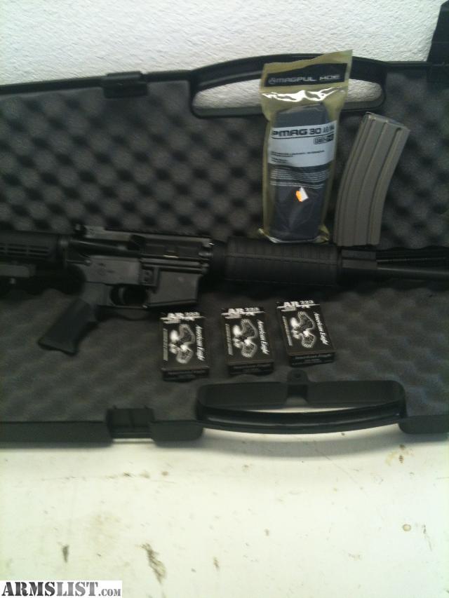 ARMSLIST - For Sale: n.i.b olympic arms ar 15 plinker plus ...