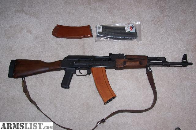 Armslist For Sale Trade Ak 47 Rifle In 5 56 223