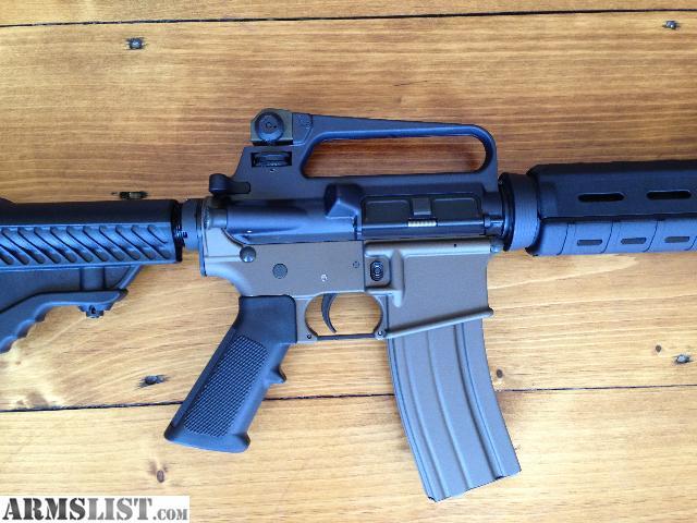 Armslist For Sale Trade Colt M4 16 Quot Upper 556 Ar15 Rifle