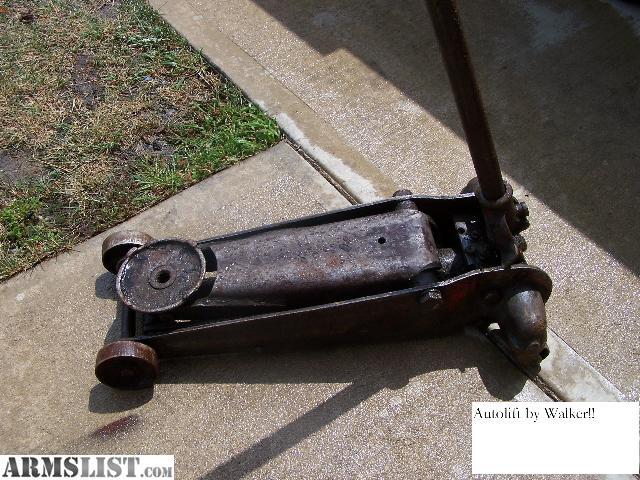 Armslist For Sale Trade Hydraulic Floor Jack 1941