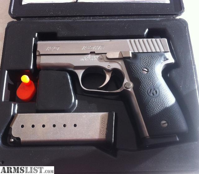 armslist for sale kahr k9 stainless rh armslist com Kahr S9 Kahr CW9