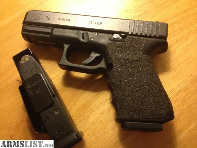 ARMSLIST - For Trade: Glock 38 for trade