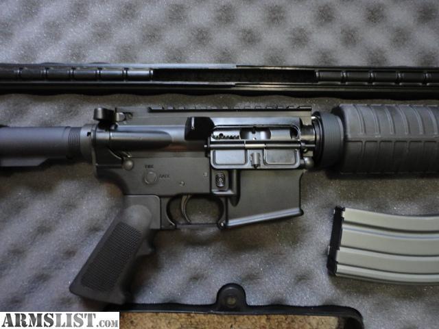 ARMSLIST - For Sale/Trade: AR15 Olympic Arms Plinker Plus ...