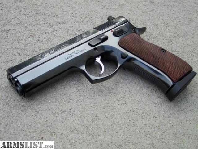CZ 97B 45ACP still used ? Popular ? - Calguns net
