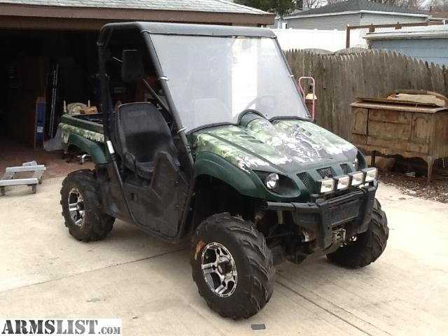 armslist for sale trade yamaha rhino 660. Black Bedroom Furniture Sets. Home Design Ideas