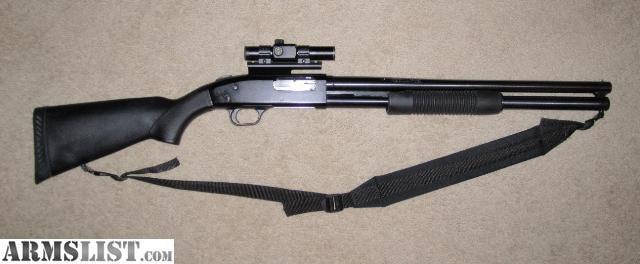 ARMSLIST - For Sale: Tactical Mossberg 500 Persuader 12 ...