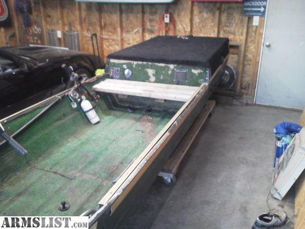 Armslist For Sale Trade Jon Jet John Boat
