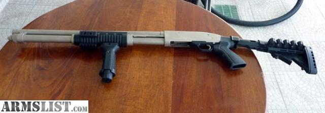 ARMSLIST - For Sale: Mossberg Mariner 590 - 12 gauge ...
