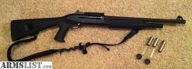 Spokane Gun Trader >> ARMSLIST - For Sale: Benelli M2 Tactical Shotgun