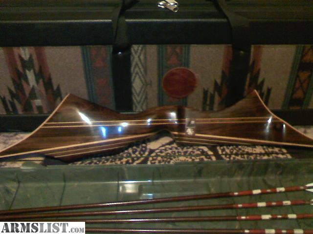 ARMSLIST - For Sale: Vintage Black Widow Bow 49 year old ...