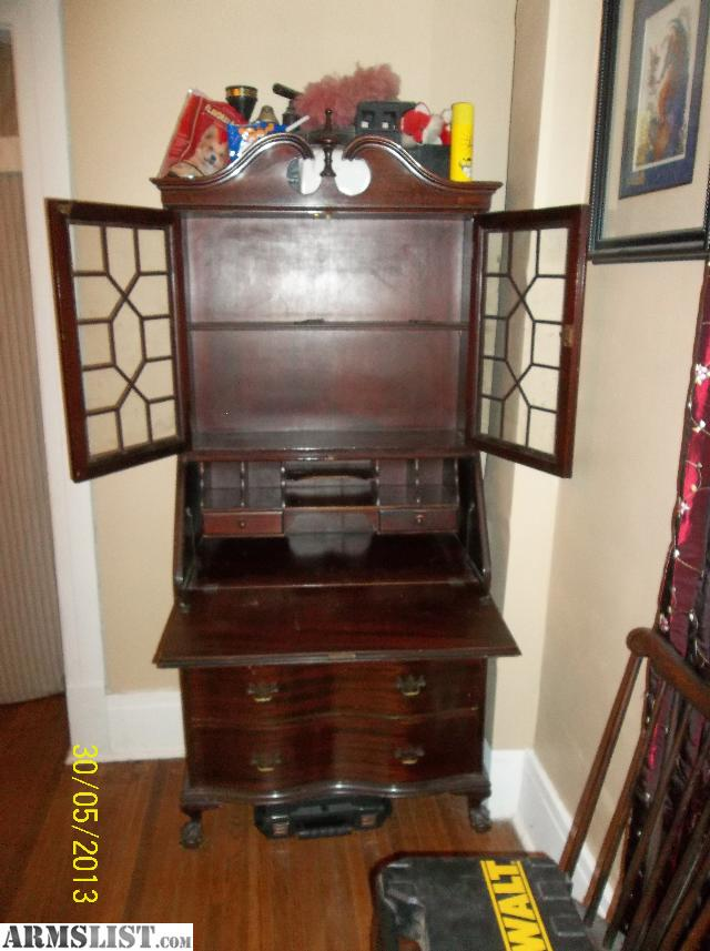 Armslist For Trade 1920 S 1930 S Queen Ann Secretary Desk