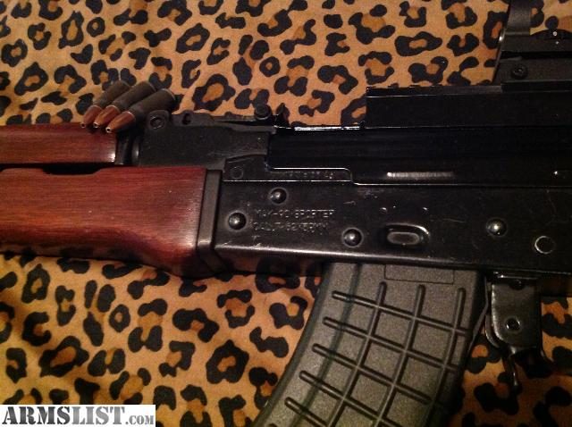 Armslist For Sale Trade Mak90 With Ak47 Wood Furniture