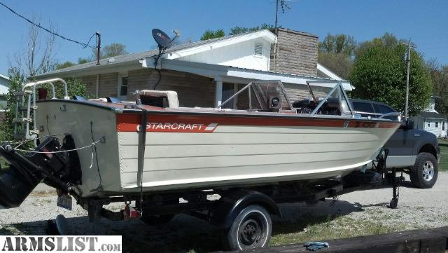 Armslist for sale trade 18 39 aluminum deep v fishing boat for Fishing equipment for sale on craigslist