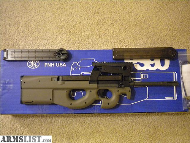 Ps90 For Sale >> Armslist For Sale Fnh Ps90 For Sale Includes Ca Legal Conversion