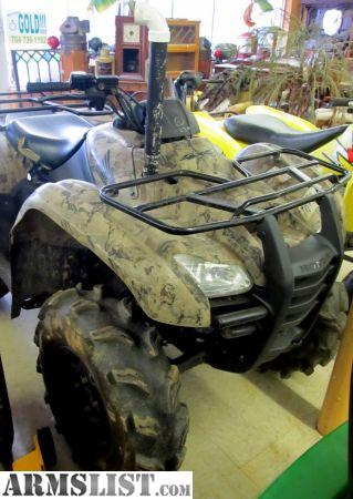 Armslist For Sale Nice 2007 Honda Rancher Camo