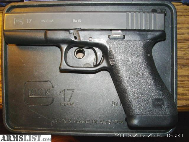 ARMSLIST - For Sale: Glock 17 gen 1