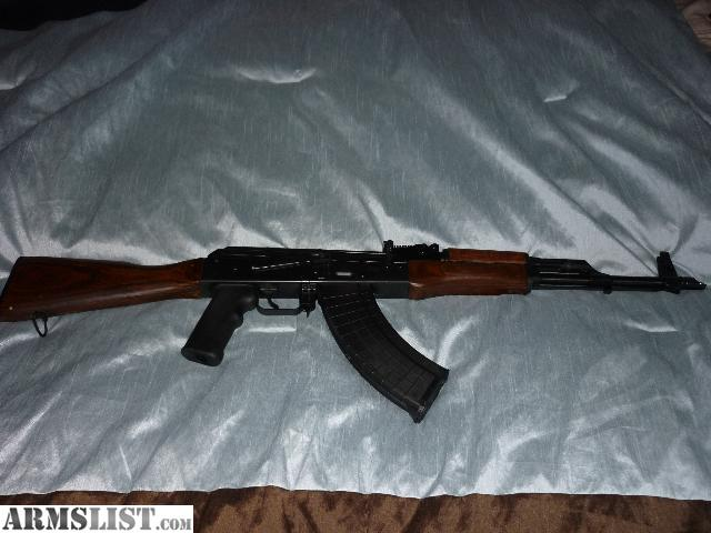 Armslist For Sale Ak47 Polish With Nice Wood Furniture Test Fired Only W Box