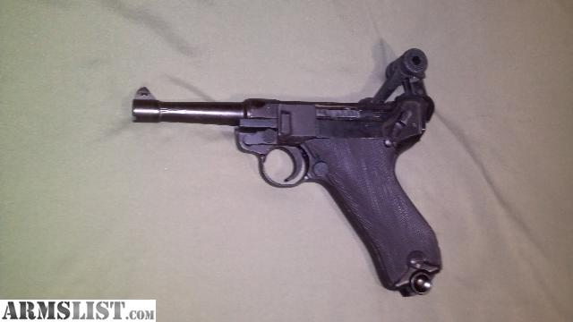Armslist for sale trade po8 luger 9mm replica made by - Replica mobel legal ...