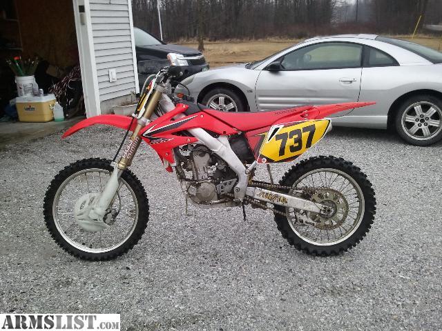 armslist for trade 2008 crf 250r honda dirt bike. Black Bedroom Furniture Sets. Home Design Ideas