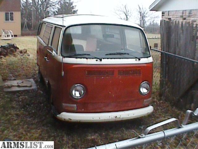 armslist for sale trade 68 vw bus all original. Black Bedroom Furniture Sets. Home Design Ideas
