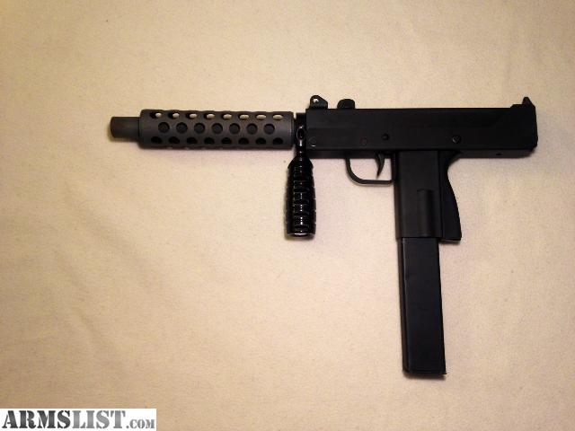 ARMSLIST - For Sale: Mac 10 variant Masterpiece Arms MPA 9mm