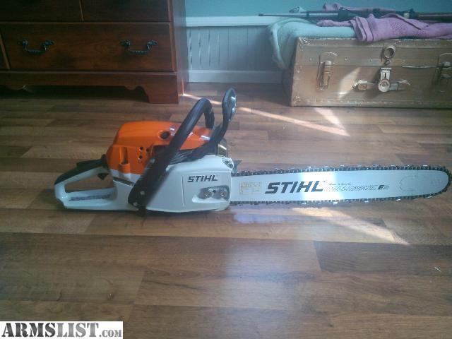 Armslist for sale stihl ms261 chainsaw - Stihl ms 261 ...