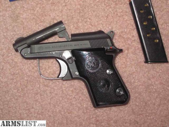 1954 Beretta Pistol 25 Caliber Related Keywords & Suggestions - 1954