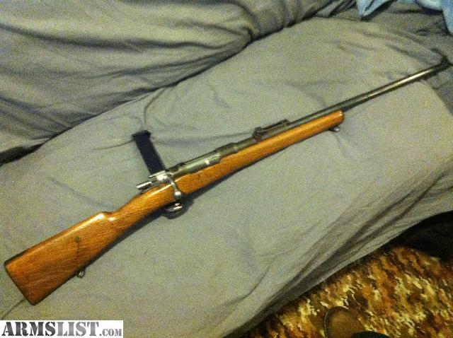 Mauser 7mm Rifle Serial Numbers - criseclear