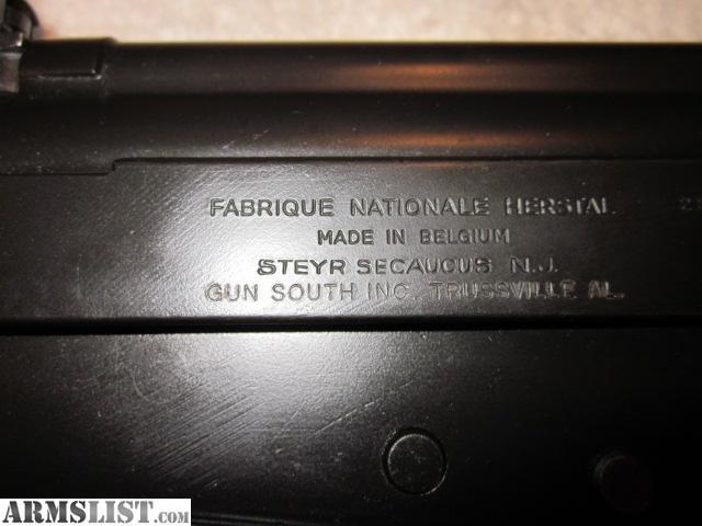 the fn fal battle rifle pdf