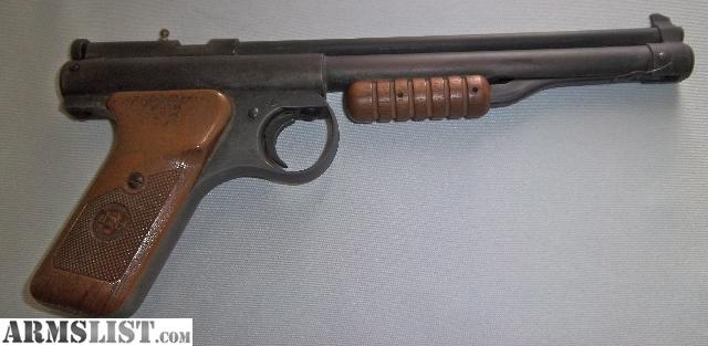 ARMSLIST - For Sale: Vintage Benjamin Franklin Model 132 ...
