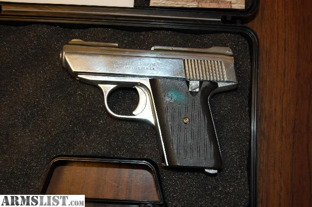 ARMSLIST - For Sale: Cobra CA-32 pistol, cal.32 acp-auto, new